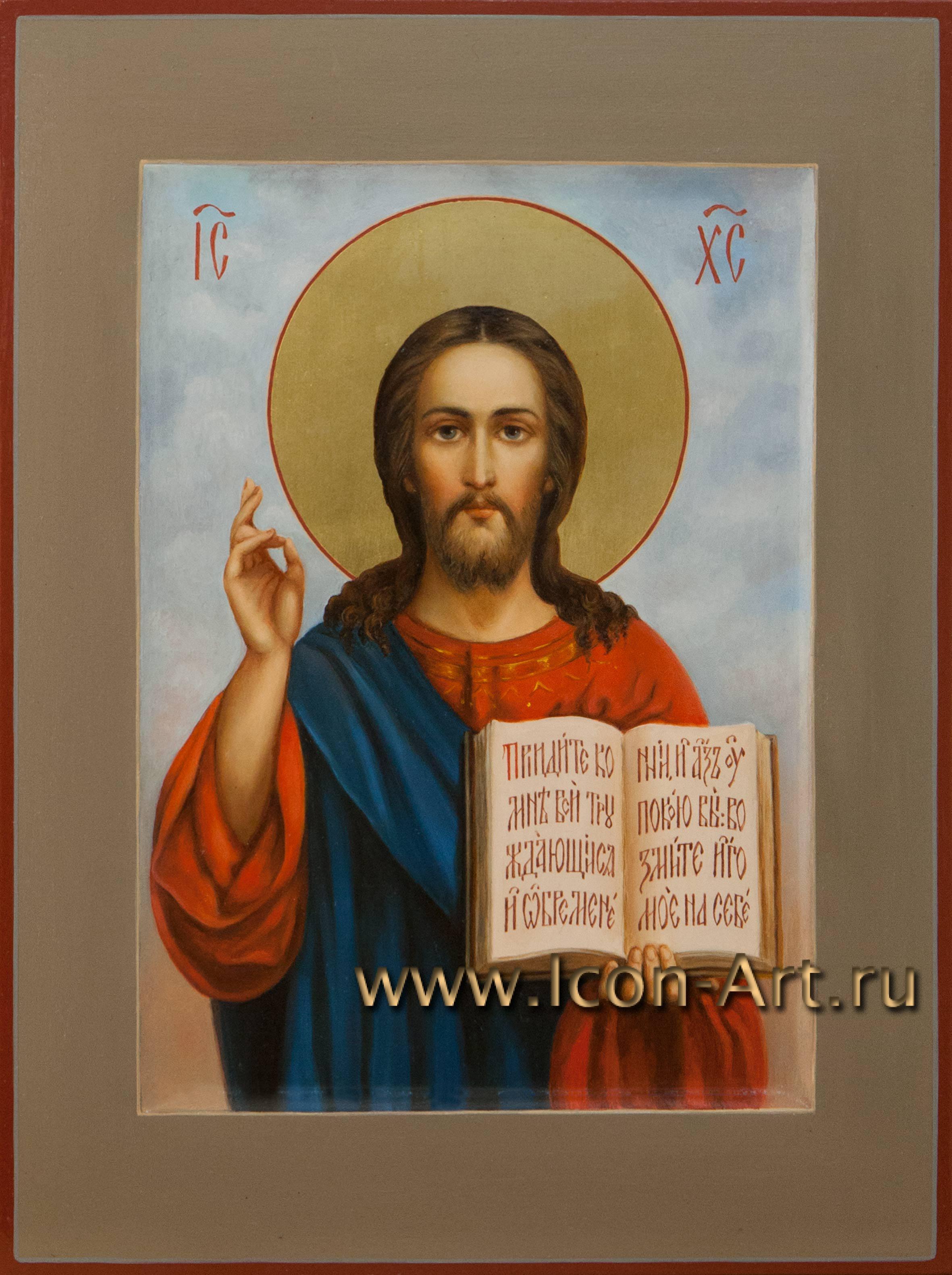Икона иисуса христа спасителя фото