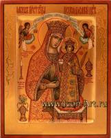 Икона Пресвятой Богородицы «Неувядаемый Цвет»
