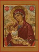 Образ Пресвятой Богородицы Млекопитательница