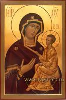 Образ Пресвятой Богородицы Тихвинская
