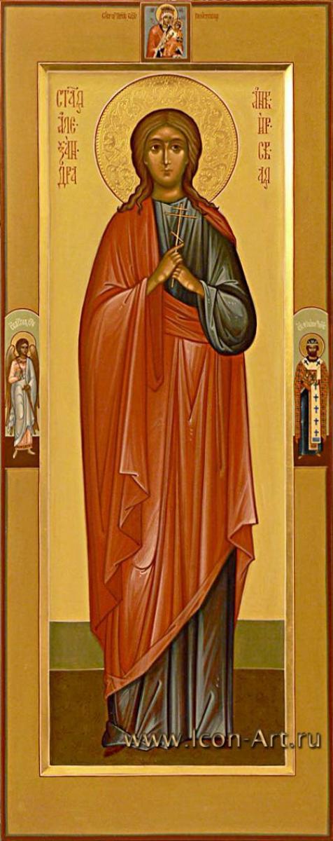 Молитва о победоносце георгии и царице александре
