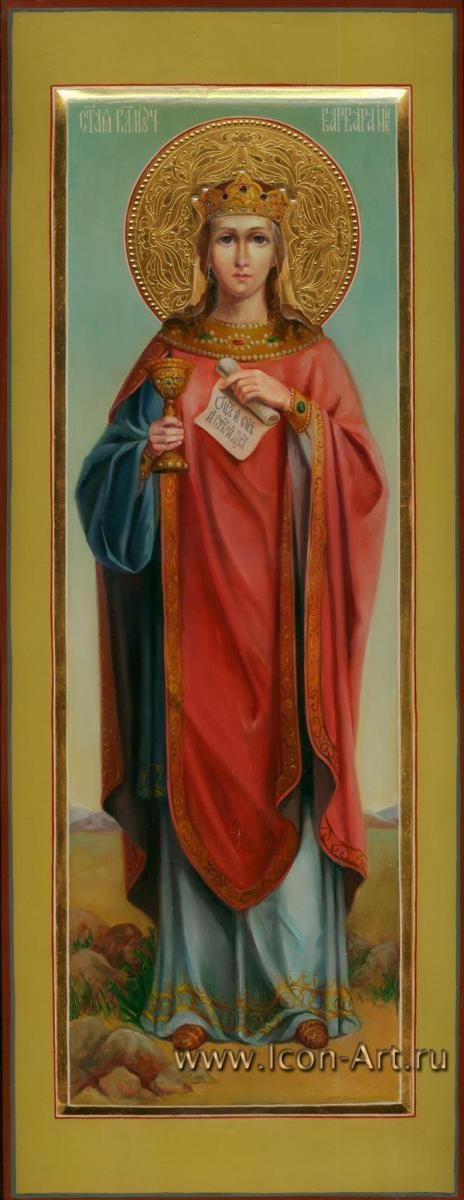 ... икона, Семейная икона, Именная икона: www.icon-art.ru/icons/info/1684/Varvara_Iliopolskaja...