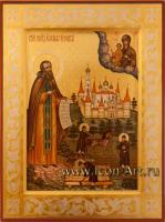 Святой преподобный Иосиф Волоцкий