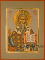 Святой епископ Власий Севастийский