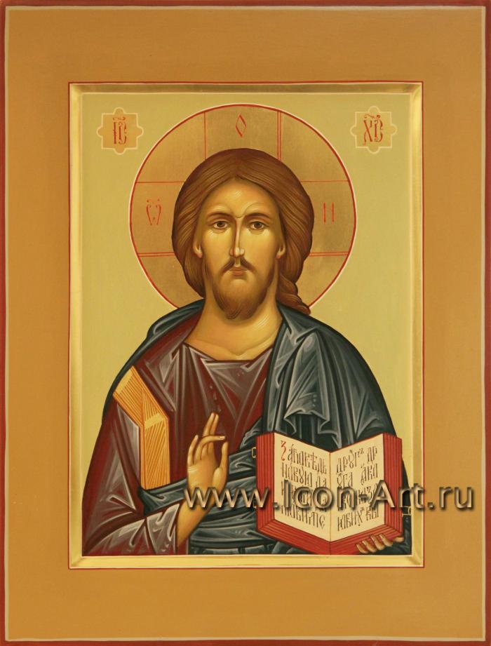 икона иисуса христа: