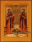 Святые преподобные Петр и Феврония Муромские