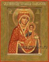 Образ Пресвятой Богородицы Тотемская-Суморенская