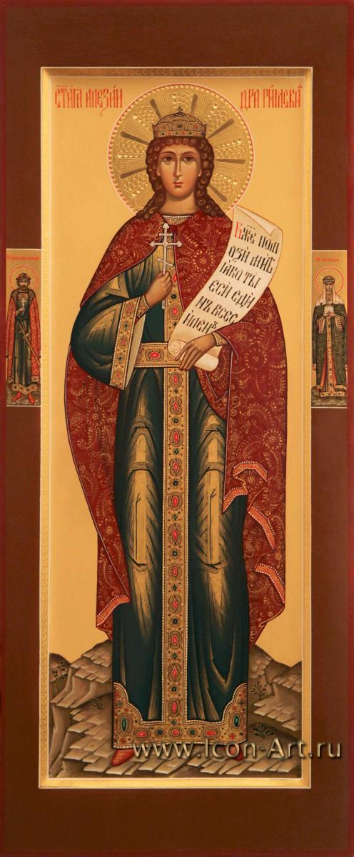 Иконостас царицы александры