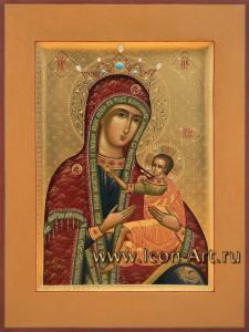 Образ Пресвятой Богородицы «О Всепетая Мати» («Аравийская» «Арапетская»)