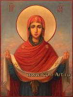 Икона Пресвятой Богородицы «Покров»