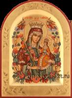 Пресвятая Богородица «Неувядаемый Цвет»