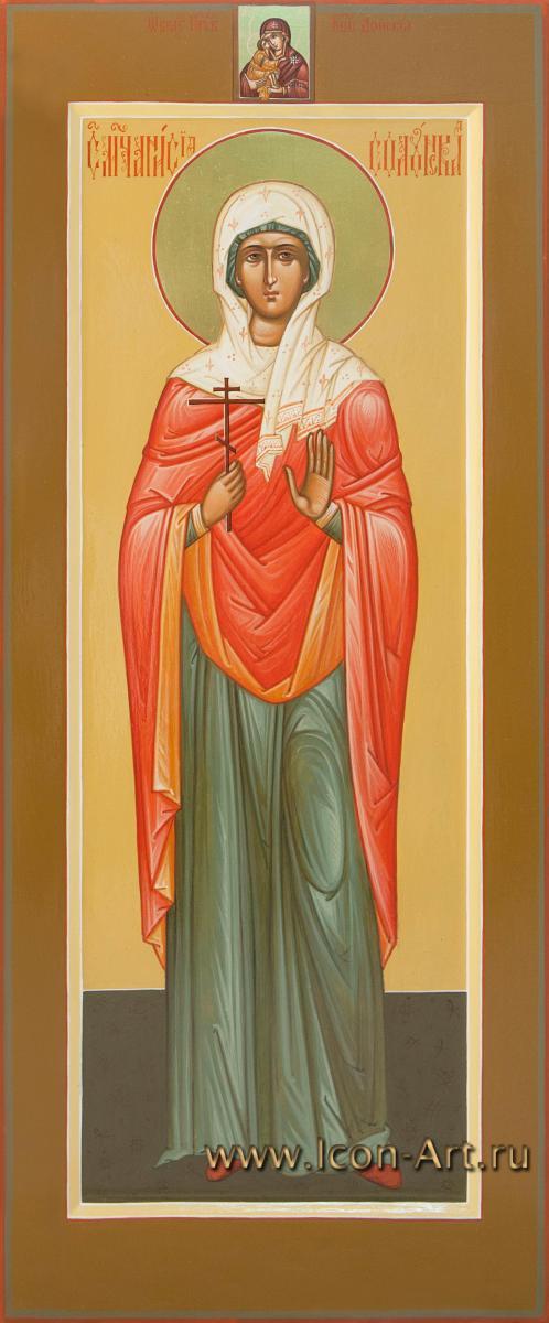 Угодница божия пелагея рязанская