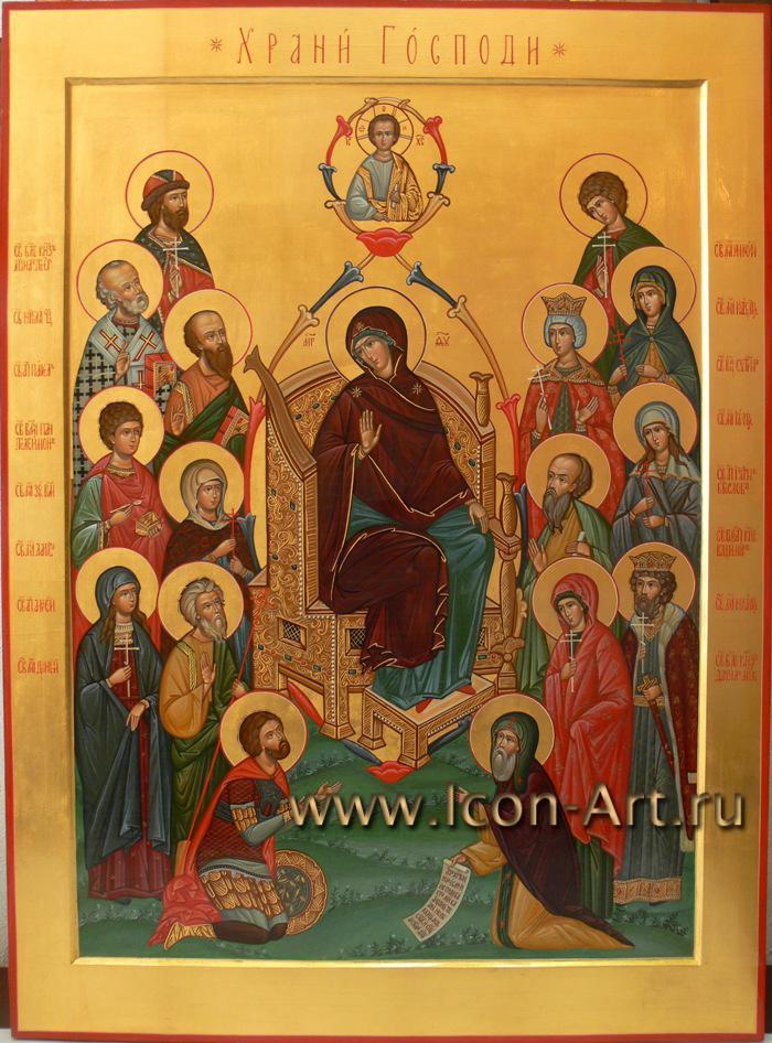 Икона Пресвятой Богородицы «О Тебе ...: www.icon-art.ru/icons/info/501/Ikona_Presvjatojj_Bogorodicy_O_Tebe...