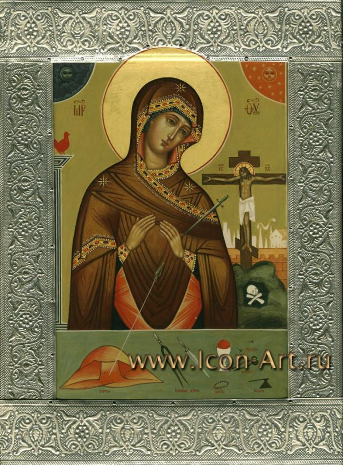 Помогающие иконы божией матери где находятся