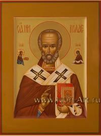 Икона святителя Николая Чудотворца